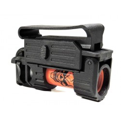 lance grenade compact RIS APS + 2 cartouches rechargeables