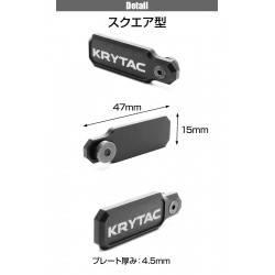 krytac keymod embleme rectangle