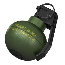 grenade tag67 tag-67 taginn flash sonore projection billes