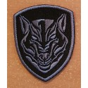 patch medal of honor MOH delta force noir loup