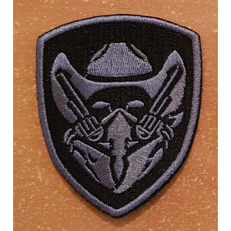 patch medal of honor MOH gunfighter noir cowboys
