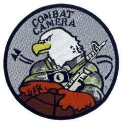 patch velcro combat camera diam 10cm