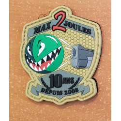 patch pvc max2joules 10 ans