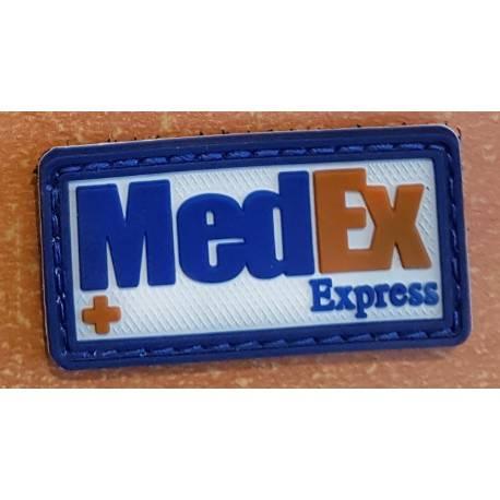 patch medex express medic 5x2cm couleur