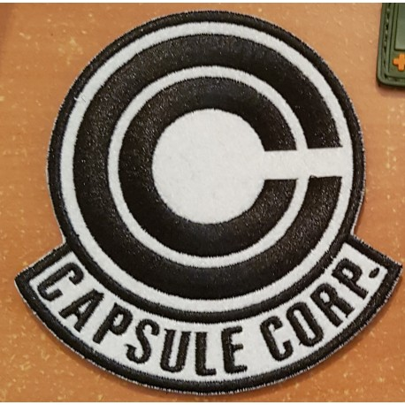 patch capsule corp dragon ball