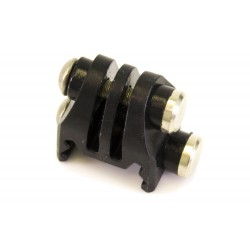 adaptateur ris noir pour camera type go pro Nuprol a69843