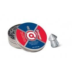 boite 500 plombs international  5.5mm 14.3g tete pointue crosman