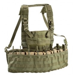 gilet defcon5 gamme outac molle recon chest rig od green