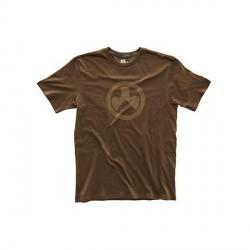 tee shirt magpul marron logo topo taille M