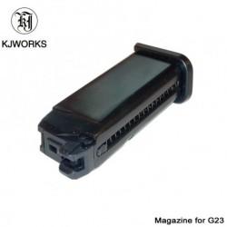 chargeur type glock KJ23cg gaz kj