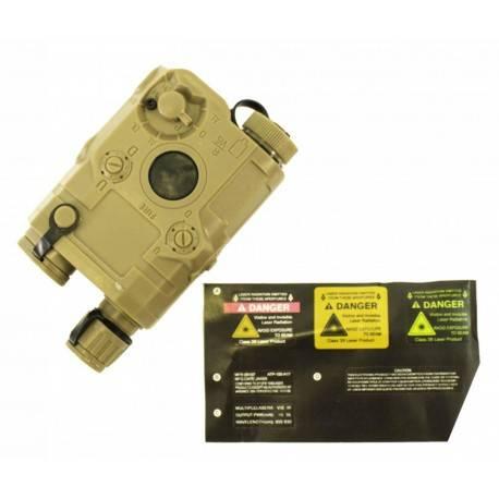 boitier an-peq 15 tan nuprol pour batterie a69564