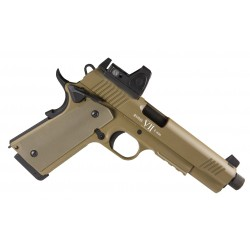 1911 co2 compatible gaz rudis magna XII TAN + point rouge RMR