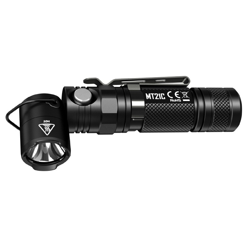 Lampe Tete Inclinable Multi Task 21c 1000lumens Nitecore
