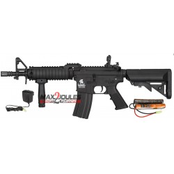 pack AEG LT-02 MK18 Mod0 lancer tactical + batterie 9.6v + chargeur regulé