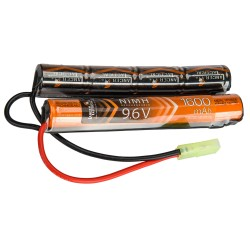 pack AEG LT-25 m4 spr interceptor lancer tactical + batterie 9.6v + chargeur regulé