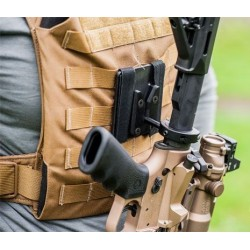 kit tactical universal clip pour tube m4