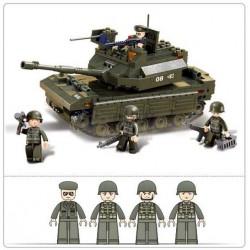 tank lourd 312 bloques a assembler