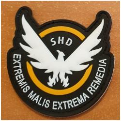 patch velcro pvc SHD the division