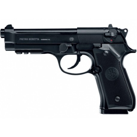 pistolet beretta 92 metal 4.5mm co2