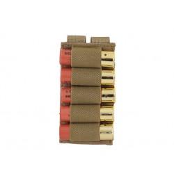 poche pour 5 cartouches pompe tan 8fields