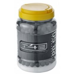 boite 500 billes caoutchouc T4E powerball 1.48g calibre50 24781
