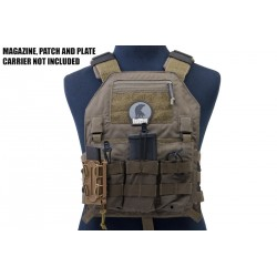 poche PA tan gk tactical SG2.0 chargeur fin
