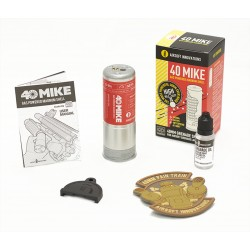 grenade 40mm mike gas magnum airsoft innovation