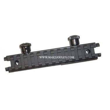 Rehausse de rail picatinny 605209