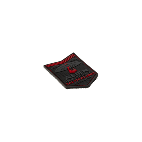 patch pvc alien invasion tactical unit rouge