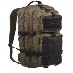 sac a dos us assault pack ranger green / noir 36l