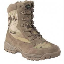 ranger chaussure tactique multicam avec fermeture YKK