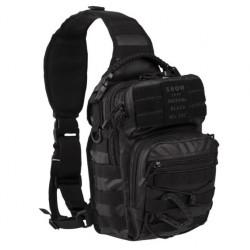 sac a dos noir une bretelle 14059188