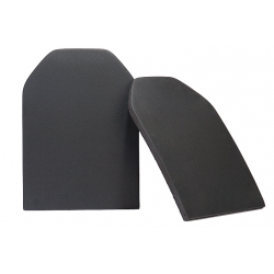 lot de 2 plaques SAPI mousse pour gilet et veste ac-5116