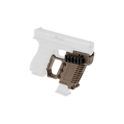 kit pour glock dark earth g17/g18/g19