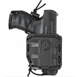 holster universel ambidextre bungy 8bl00 noir vega holster compatible mk23