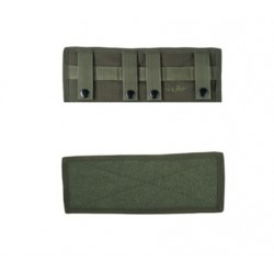 support velcro grand model TOE OD passant molle