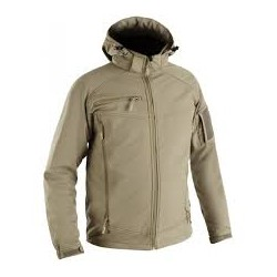 veste softshell  TOE storm 2.0  tan