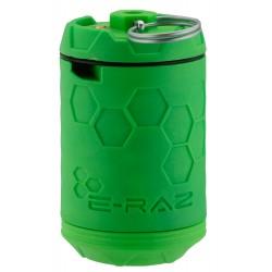 grenade rotative eraze gaz 100 bb's vert anis