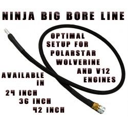 flexible ligne regulateur HPA rallonge eu 90cm ninja a712259