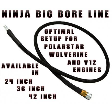 flexible ligne regulateur HPA eu 90cm ninja a712259