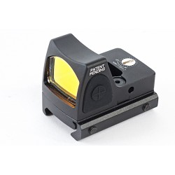 point rouge RMR compact + fixation glock
