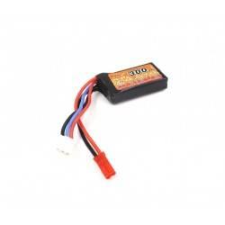 batterie lipo 7.4v 300 mah 35c vb power