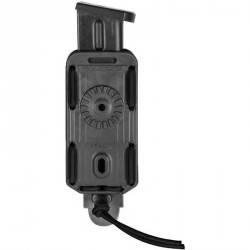 porte chargeur vega holster simple bungy bbl01 noir pour PA