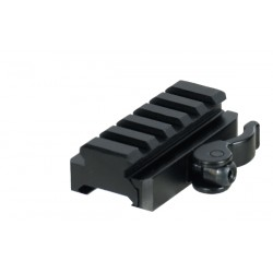 rehausse rail utg long 5 slots qd medium profile mnt-rsqd605 a67083