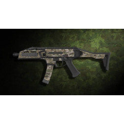 kit complet customisation skin scorpion EVO 3A1 multicam + 4 chargeurs