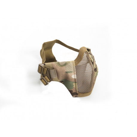 demi masque grillagé multicam  ASG 19080