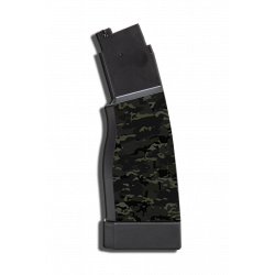 kit 2 skin multicam black chargeurs hi-capa scorpion evo