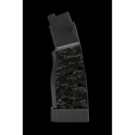 kit 2 skin multicam black chargeurs hi-capa scorpion evo