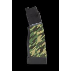 kit 2 skin camo original DF pour chargeurs hi-capa scorpion evo