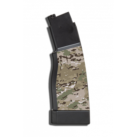 kit 2 skin camo multicam pour chargeurs hi-capa scorpion evo
